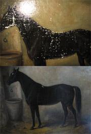 Konserwacja & renowacja obrazów.