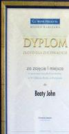 Oprawiony dyplom